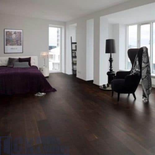 Junckers Black Oak 205mm Harmony Solid Hardwood Flooring Ck