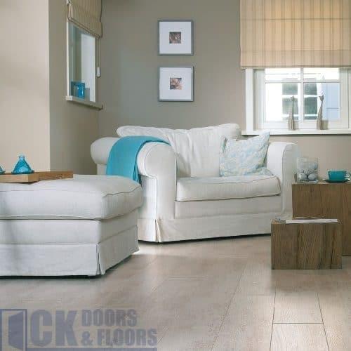 Balterio Quattro Eight 4v Loft White 60505 9mm Laminate Flooring V